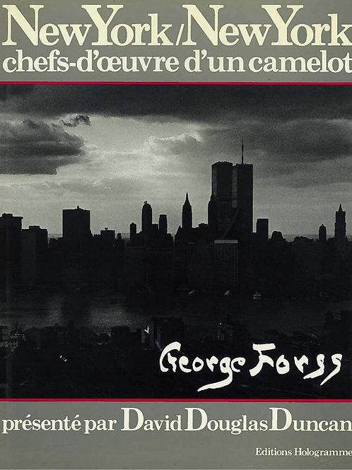 NEW YORK. CHEFS-D'ŒUVRE D'UN CAMELOT