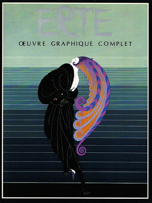 ERTE. OEUVRE GRAPHIQUE COMPLET