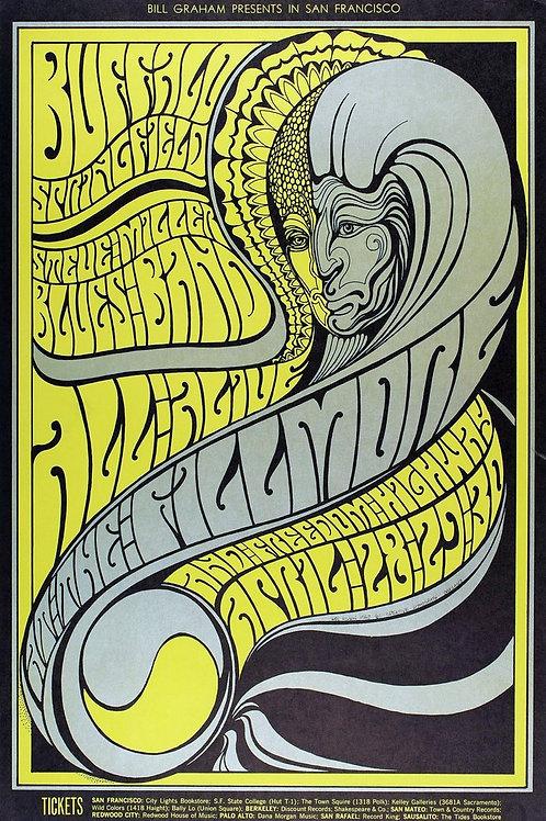 BUFFALO SPRINGFIELD, 04/1967