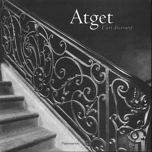 ATGET. L'ART DÉCORATIF