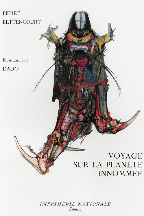 Voyage sur la Planète Innommée
