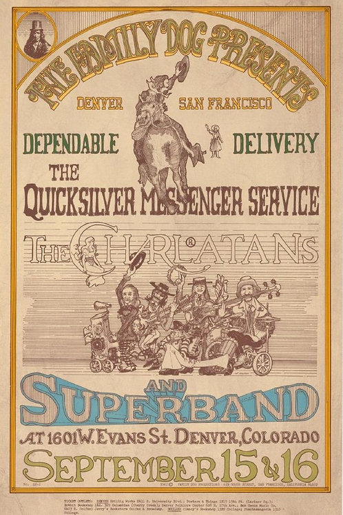 QUICKSILVER, 09/1967