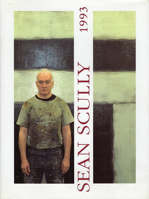 SEAN SCULLY. PAINTINGS AND WORKS ON PAPER