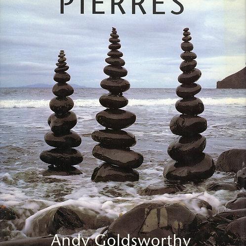 A. GOLDSWORTHY - PIERRES