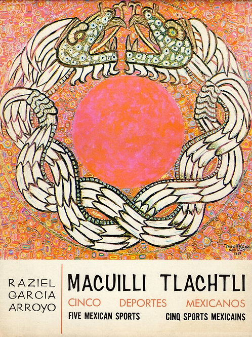 MACUILLI TLACHTLI-CINQ SPORTS MEXICAINS