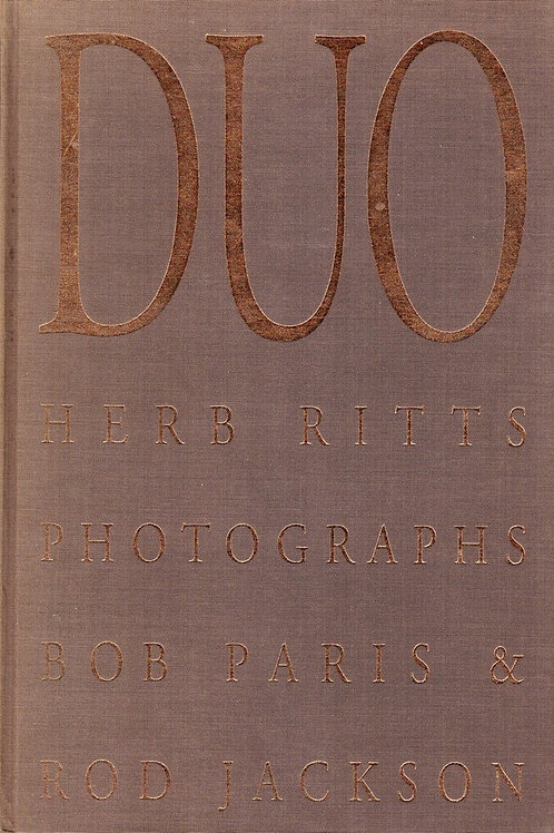 HERB RITTS : DUO