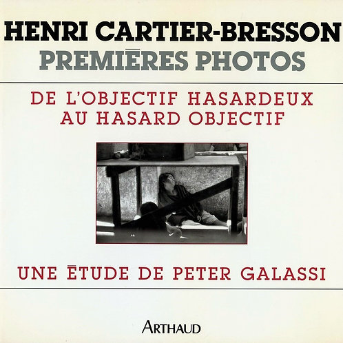 HENRI CARTIER-BRESSON: PREMIERES PHOTOS