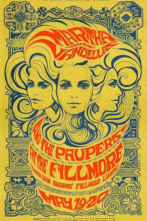 MARTHA AND THE VANDELLAS, 05/1967