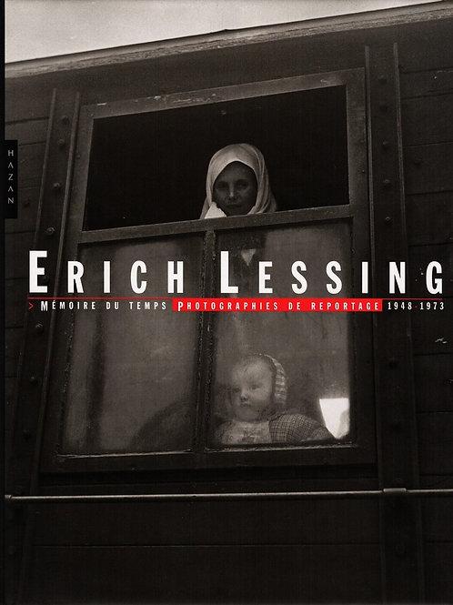 ERICH LESSING - MEMOIRE DU TEMPS