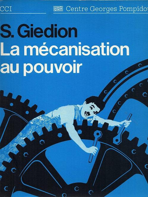 LA MECANISATION AU POUVOIR