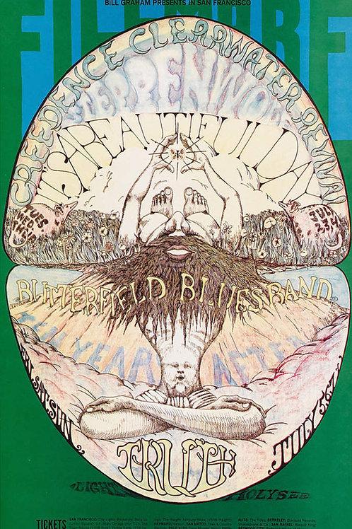 CREEDENCE, 07/1968