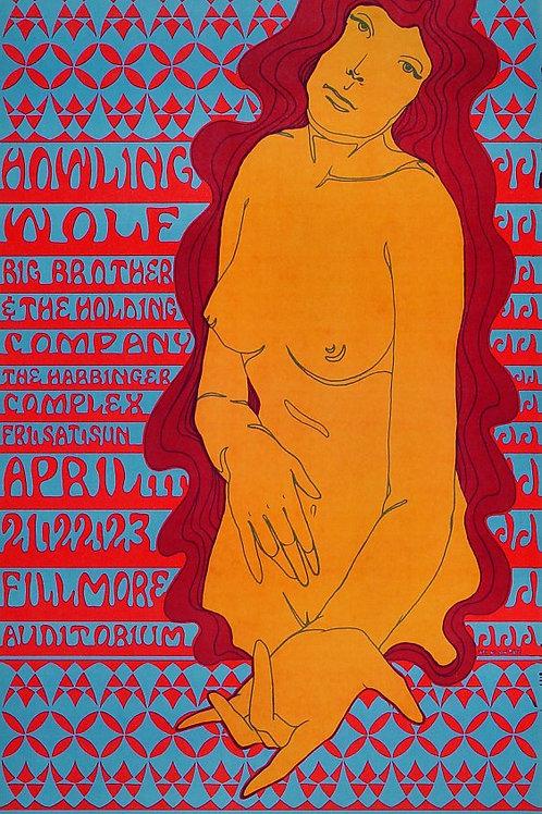 HOWLIN' WOLF, 04/1967