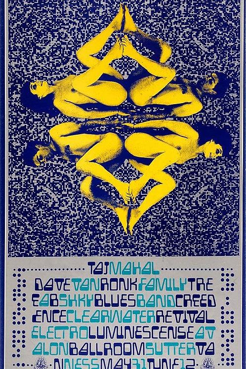 TAJ MAHAL, 04/1967 (BLEU)