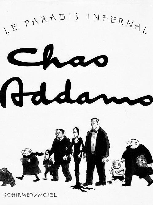 CHAS ADDAMS - LE PARADIS INFERNAL