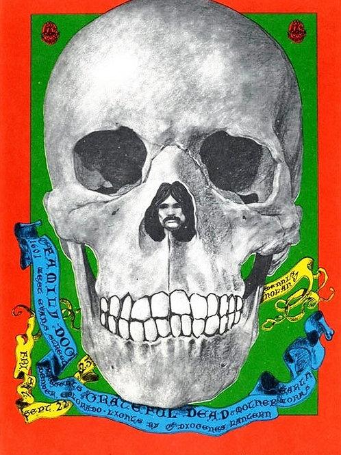 GRATEFUL DEAD, 09/1967