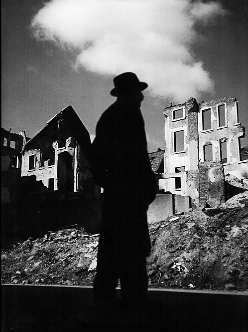 QUESTIONS TO MY FATHER. A TRIBUTE TO WERNER BISCHOF