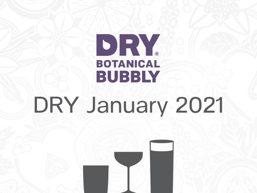 The Numbers Behind DRY January and How 2020 Made It Even More Important