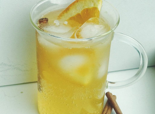 Fabulously Fall Flavored Zero-Proof Cocktails To Keep Sober October Fun!