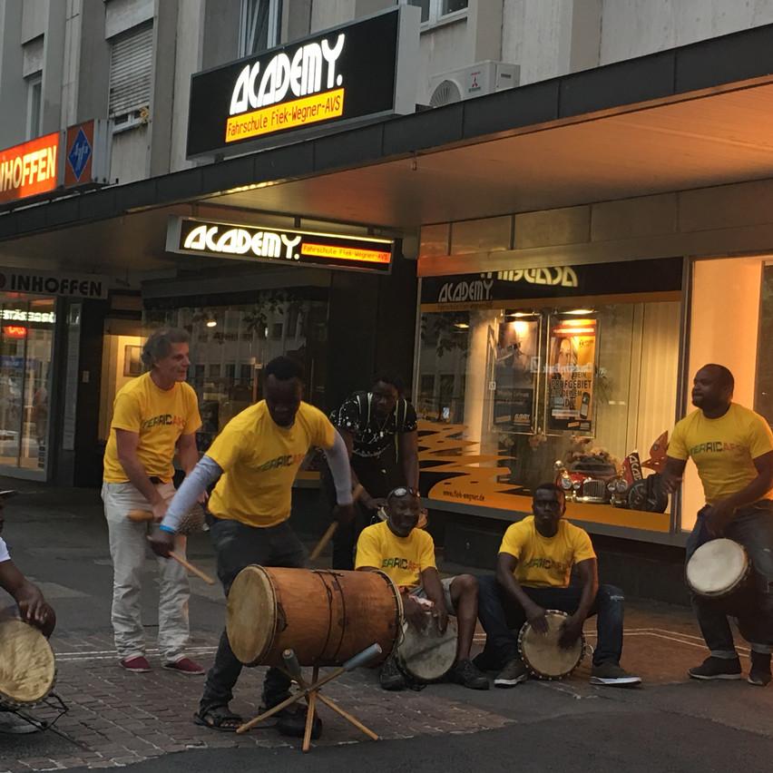 African Drum Circle - Freiburg