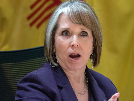 Gov Lujan Grisham: Again prioritizing abortion rights over citizen's welfare