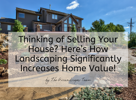 Thinking of Selling Your House? Here's How Landscaping Significantly Increases Home Value!