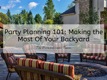 Party Planning 101: Making the Most of Your Backyard