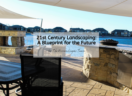 21st Century Landscaping: A Blueprint for the Future