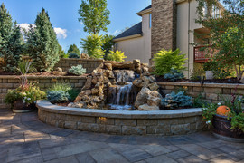 Soothing Water Feature