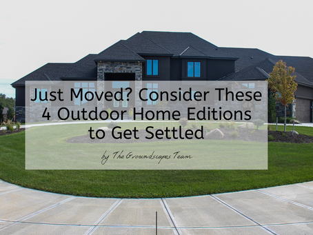 Just Moved? Consider These 4 Outdoor Home Editions to Get Settled
