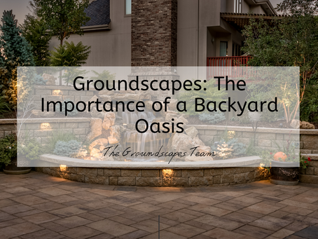Groundscapes: The Importance of a Backyard Oasis