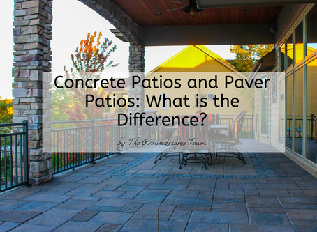 Concrete Patios and Paver Patios: What is the Difference?