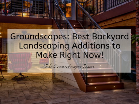 Groundscapes: Best Backyard Landscaping Additions to Make Right Now!