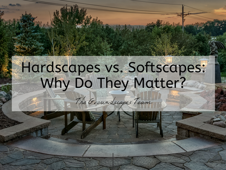 Hardscapes vs. Softscapes: Why Do They Matter?