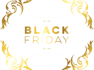 BLACK FRIDAY - 24/11/2017