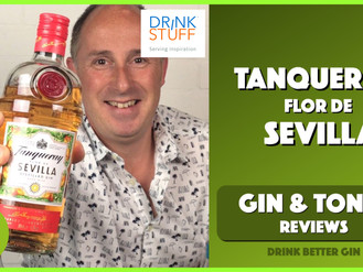 Tanqueray Flor De Sevilla Gin Review