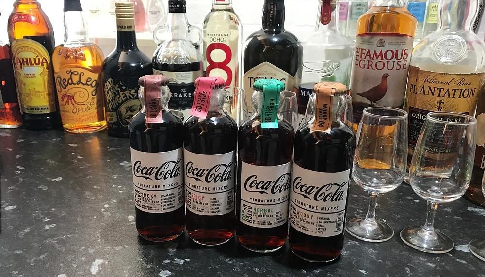 Coca Cola Signature Mixers Review