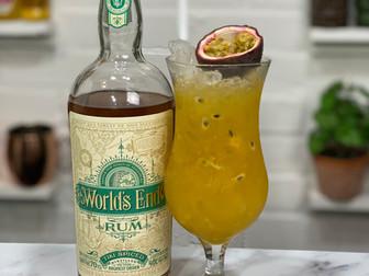 Worlds End Tiki Spiced Rum