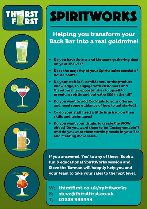 Bartender Training and Cocktail Training