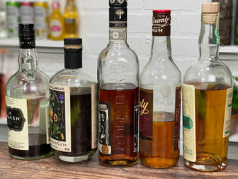 Why are some Spiced Rums Darker than Others?!
