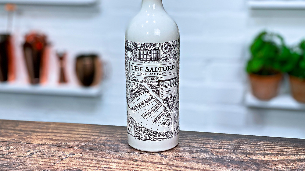 Salford Rum Company Spiced Rum