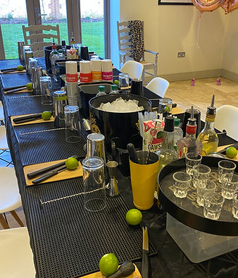 Mobile Cocktail Making Class in Norfolk