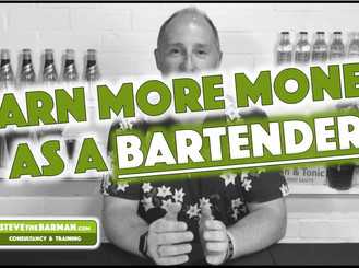 Earning more money as a Bartender