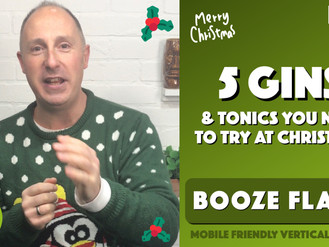 5 Gin & Tonics you need to try at Christmas