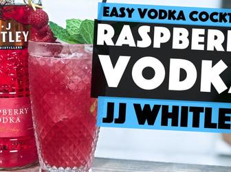 Raspberry Vodka Cocktails   CHOCOLATE & Raspberry Fizz