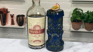 Worlds End Dark Spiced Rum