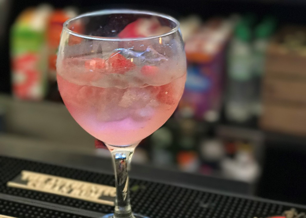 Pinkster Raspberry Gin