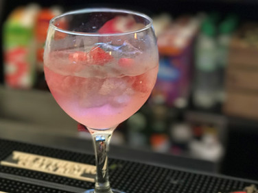 Gin and Tonic by Steve the Barman