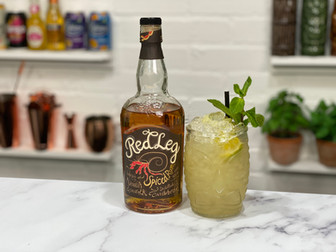 RedLeg Spiced Rum Review