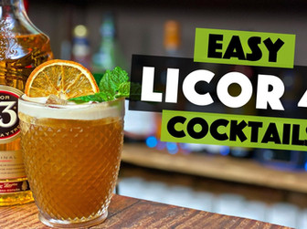 Easy Licor 43 Cocktail | a TASTY Tiki Coffee Recipe
