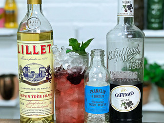 5 Lillet Blanc Cocktail Recipes - How to drink Dry Vermouth